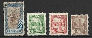 Tunisia Mixed stamps