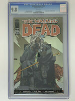 CGC 9.8 Walking Dead #108 First Appearance of Ezekiel And Shiva Image Comics
