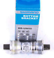 Shimano BB-UN55 Square Tapered Bike Crank Bottom Bracket 68 x 122mm NEW