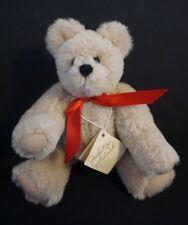 """Vintage American Teddy Bear Artists Guild L.E.""""Q"""" Cub Bear By Judy K. Malinski"""