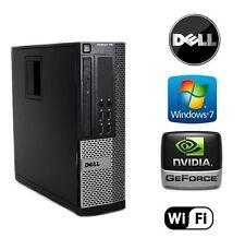 Optiplex 790 Quad Core i5-2400 3.1GHz 16GB 120GB SSD DVD-RW WIN 7 Pro +MS Office