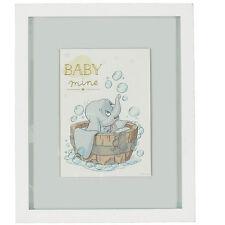 Disney Magical Beginnings MDF Wall Photo Plaque DUMBO Baby Mine DI293