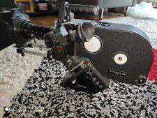 Caméra film 16 mm éclair npr + Lens Angénieux