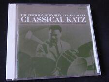 The Chico Hamilton Quintet & Fred Katz - Classical Katz (CD 2007)