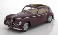 ALFA ROMEO 6C 2500 SPORT FRECCIA ORO 1949 RHD DARK RED CMF 18075 1/18 300 pcs