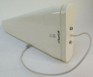 SureCall Wide Band Yagi 50 Ohm Antena 10-11dBi gain 698-960 1710-2700MHz SC-230W