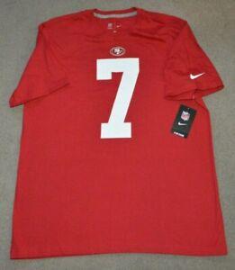 NWT Colin Kaepernick San Francisco 49ers Nike NFL Football Shirt XL 2-Sided