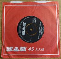 "Gilbert O' Sullivan, I Don't Love You But I Think I Like You 7"", MAM Records"