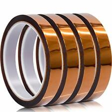 Heat Resistant Tape Capton Tape For Masking Soldering Protecting Circuit Boar