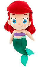 The Little Mermaid Anime Ariel Princess Toddler Doll Plush Toy Stuffed for Girl