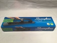 Swingline SmartTouch Compact 3-Hole Punch New In Box
