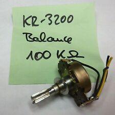 Kenwood KR-3200 Potentiometer Poti für Balance