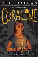 Coraline by Neil Gaiman (Paperback, 2009)