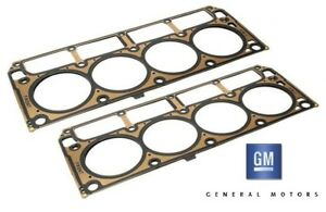 GENUINE MLS CYLINDER HEAD GASKET SET FOR HOLDEN STATESMAN WL WM L76 L98 6.0L V8