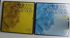 Beethoven Bicentennial Collection Vol 2 & 5-Symphonies Stage Overt-LP DGG-SEALED