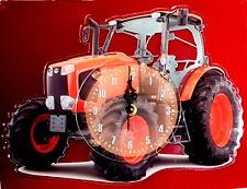 Horloge pendule tracteur kubota 1 clock uhr reloj tractor traktor