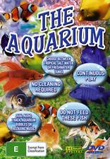 The Aquarium - Transform Your TV Into a Fishtank DVD