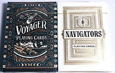 Theory 11- Voyager / Navigators Playing Cards