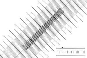 Druckfeder Drahtstärke: 1mm, Außen Ø: 8,3mm, Länge: 64mm, Edelstahl