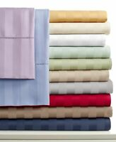 Best Bedding Sheets 4 PCs Ultra Deep Wall Egyptian Cotton AU Emperor All Striped