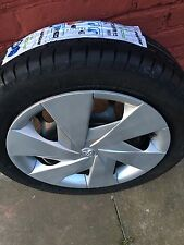 Brand New 2016 Toyota Aygo 165/60/15 Tyre And Steel Wheel And Wheel Trim