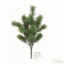 Rametto muschio finto colore verde decorazione wedding matrimonio art 71995