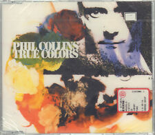 "PHIL COLLINS "" TRUE COLORS "" CD's SIGILLATO -WEA 1998 (4 TRACKS) RARO"