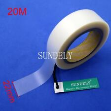 Hi-Q 20m - 22mm Wide Seam Sealing Tape - 2 Layer for Waterproof Fabrics US ship