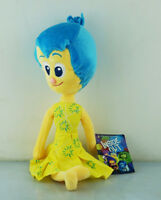 """10.6"""" Classic Inside Out Joy Movie Gift Figure Doll 2018 New Stuffed Plush Toys"""