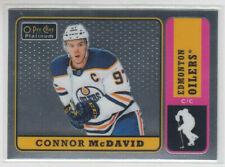 18/19 OPC Platinum Edmonton Oilers Connor McDavid Retro card #R-60