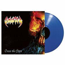 Sinister – Cross The Styx  blue vinyl