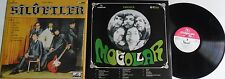 LP MOĞOLLAR / SILÜETLER Anılarla - CY Music LP.001  - STILL SEALED - MOGOLLAR