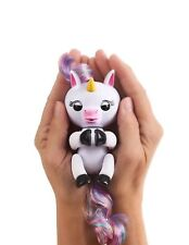 Happy Unicorn. Electronic Interactive Finger Motion Toy Baby Unicorn. Best Gift