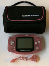 Nintendo Gameboy Advance Package - With Games And Extras! Mint!