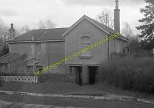 Dinnet Railway Station Photo. Cambus O'May - Aboyne. Ballater to Dess Line. (6)