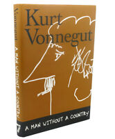 Kurt Vonnegut, Daniel Simon A MAN WITHOUT A COUNTRY  1st Edition 4th Printing