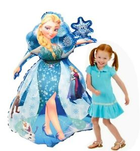 "Disney Frozen Elsa SuperShape Balloon - 37"" Foil princess Balloon"