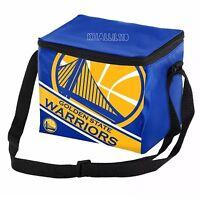 Golden State Warriors NBA 2018  Lunch Bag Cooler (6Pack)