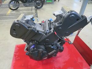 EB793 2013 13 DUCATI HYPERMOTARD SP 821 ENGINE MOTOR ASSEMBLY