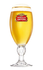Stella Artois Chalice Beer Glass Set of 4