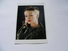 HELEN McCRORY Signed Photo Autograph Film Actress Harry Potter James Bond