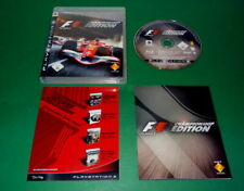 F1 Formula 1 Championship mit Anleitung und OVP fuer Playstation 3 PS3