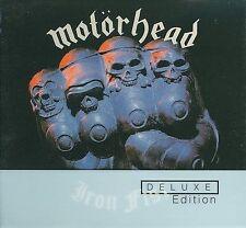 "Iron Fist [Deluxe Edition] by Mot""rhead (CD, Nov-2008, 2 Discs, Universal Distribution)"
