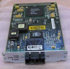 SUN Microsystems Scheda Di Rete X1049A 605-1597-03 con TX/RX fibra ottica