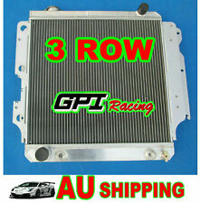 4ROW all aluminum radiator Jeep Wrangler YJ/TJ/LJ  RHD 1987-2006 AT/ MT 07 05 04
