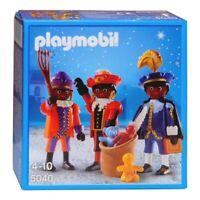 1x Playmobil set 5040 OVP Pieten 2012