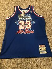 NWT 1993 Mitchell And Ness Eastern Conference All Star Michael Jordan Jersey 48