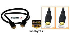 HDMI Cable Ver 1.4. 1.5M Long Gold Connectors, Sky, PS3, 3DTV, XBox