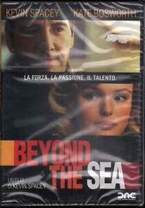 Beyond The Sea DVD Kevin Spacey / Kate Bosworth Sigillato 8026120186754