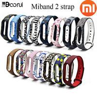 For Xiaomi Mi Band 2 Wrist Strap Belt Silicone Colorful Wristband for Xiaomi AU